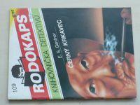 Rodokaps - Knihovnička detektivů 109 - Gardner - Černý krkavec (1992)
