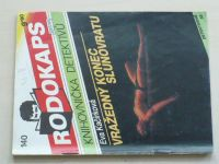 Rodokaps - Knihovnička detektivů 140 - Kačírková - Vražedný konec slunovratu (1993)