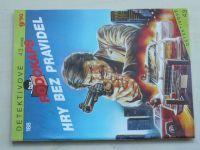 Rodokaps - Knihovnička detektivů 188 - Hry bez pravidel (1993)