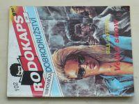 Rodokaps - Knihovnička dobrodružství 102 - Jeffers - Velká show (1992)
