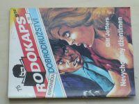 Rodokaps - Knihovnička dobrodružství 75 - Jeffers - Nevychovaný džentlmen (1992)