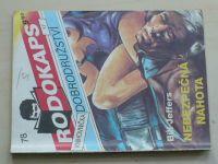 Rodokaps - Knihovnička dobrodružství 78 - Jeffers - Nebezpečná nahota (1992)