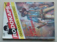 Rodokaps - Knihovnička westernů 103 - Barner - Léčka v Dalesvillu (1992)
