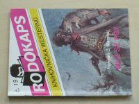 Rodokaps - Knihovnička westernů 19 - Marshal - Muž se psy (1992)