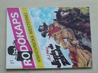 Rodokaps - Knihovnička westernů 21 - Maly - Jízda do záhuby (1992)