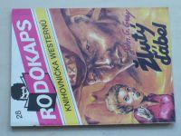 Rodokaps - Knihovnička westernů 28 - Grey - Žlutý ďábel (1992)