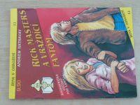 Žena v ohrožení 11 - Hathavay - Rick Masters a vraždící fantom (1992)