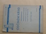 Dr. Režný - Odčinění křivd čs. veřejným zaměstnancům (1945)