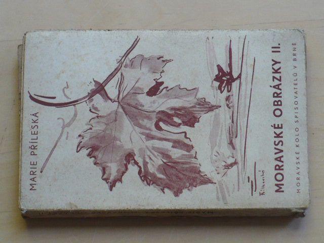 Příleská - Moravské obrázky II. (1940)