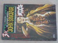3x Na stopě hrůzy sv. 8002 - John Sinclair - Márnice hraběnky L.; Křik démona; Nevěsta vampýrů