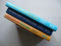 Barff, Maire, Burkhard - Velká kniha pro malé mistry 1,2,3 (2000, 1996, 1997) 3 knihy