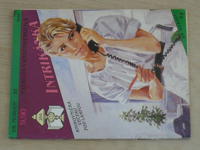 Dr. Norden 33 - Vandenbergová - Intrikánka (1993)