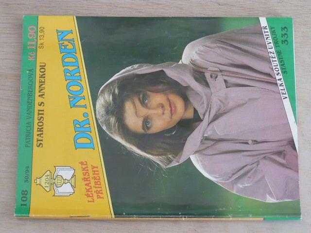 Dr. Norden - Lékařské příběhy 108 - Vandenbergová - Starosti s Annekou (1994)
