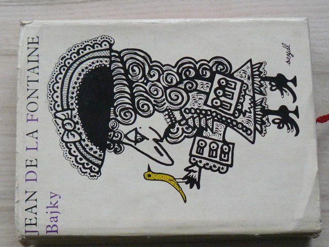 Jean de la Fontaine - Bajky (1959) il. Seydl