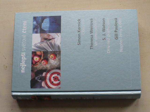 Nejlepší světové čtení - Obležení, Ve stínu jabloní, Dřív než půjdu spát, Napřed ženy (2012)