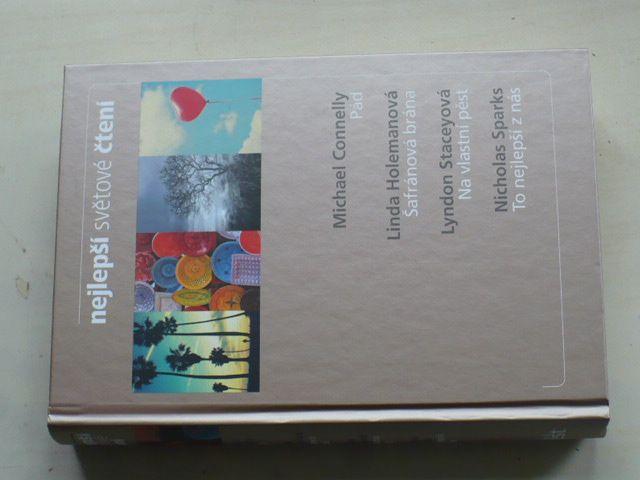 Nejlepší světové čtení - Pád, Šafránová brána, Na vlastní pěst, To nejlepší z nás (2014)