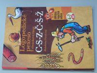 Pávková - Logopedické pexeso a obrázkové čtení C-S-Z-Č-Š-Ž 4 - 7 let (2011)