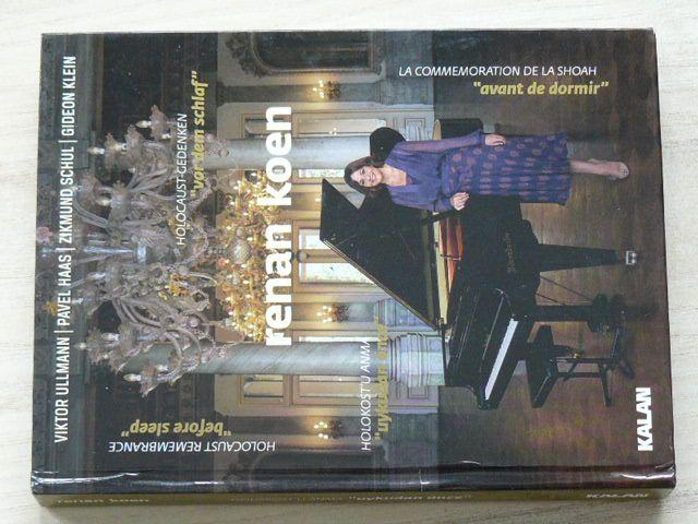 "Renan Koen - Holocaust Remembrance ""Before Sleep"" (2015) + CD + DVD, anglicky"
