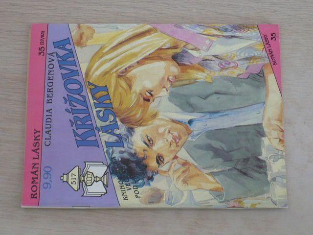 Román lásky 35 - Bergenová - Křížovka lásky (1993)