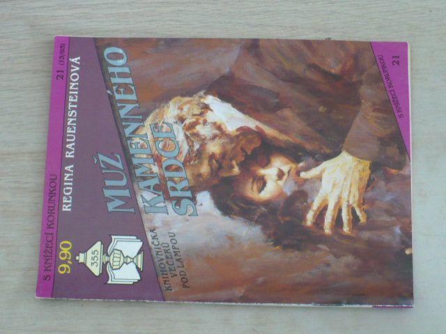 S knížecí korunkou 21 - Rauensteinová - Muž kamenného srdce (1993)