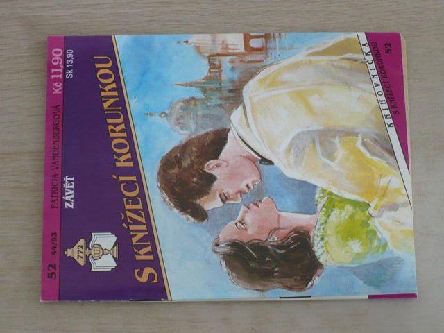 S knížecí korunkou 52 - Vandenbergová - Závěť (1993)