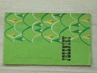 Soubor turistických map 1 : 100 000 - Jeseníky (1973)