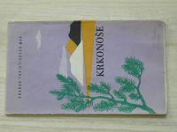 Soubor turistických map 1 : 100 000 - Krkonoše (1961)