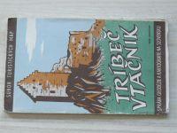 Súbor turistických máp - 1 : 75 000 - Tríbeč - Vtáčnik (1959) slovensky