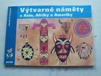 Terzianová - Výtvarné náměty z Asie, Afriky a Ameriky (1997)
