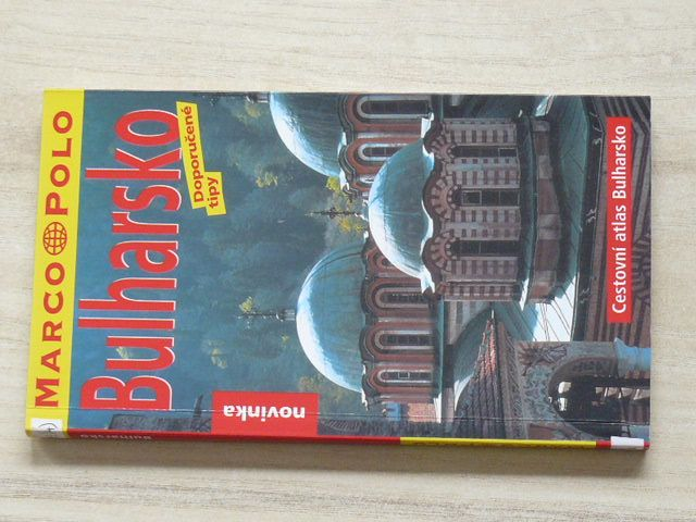Cestovní atlas - Bulharsko - Marco Polo (2004)