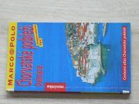 Cestovní atlas - Chorvatské pobřeží / Dalmácie - Marco Polo (2004)