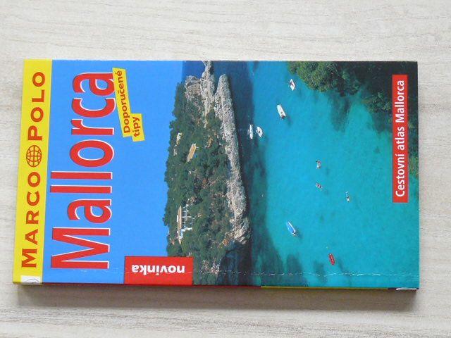 Cestovní atlas - Mallorca - Marco Polo (2006)