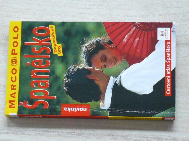 Cestovní atlas - Španělsko - Marco Polo (2006)