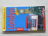 City atlas - Londýn - Marco Polo (2006)