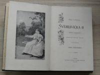 Ema z Rhodenu, volně vypravuje Krásnohorská - Svéhlavička, Svéhlavička ženuškou (1898) il. Muttich