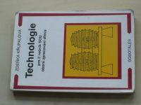 Křupalová - Technologie pro I. ročník SOU oborů zpracování dřeva (2000)