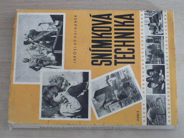 Kulhánek - Snímková technika (1954)