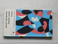 Paul Cézanne - Émile Zola - Listy (1968)