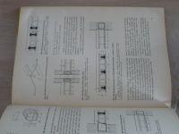 Rambousek - Stavební konstrukce pro 2. r. SPŠ stavebních I. (1969)