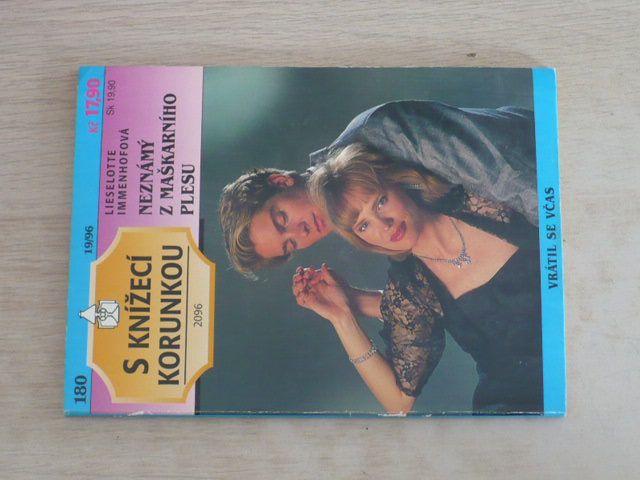 S knížecí korunkou 180 - Immenhofová - Neznámý z maškarního plesu (1996)