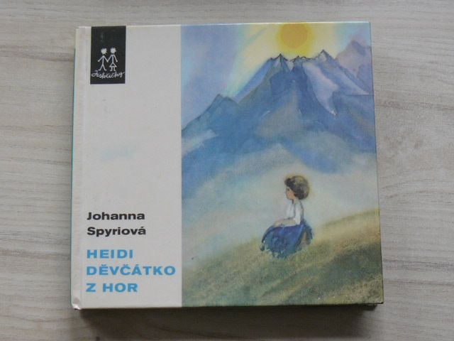 Spyriová - Heidi děvčátko z hor (1971) ed. Jiskřičky