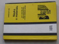 Žák - Nauka o materiálu pro 1. ročník OU a UŠ (1976)