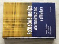 Meloun, Militký, Hill - Počítačová analýza vícerozměrných dat v příkladech (2005) +CD