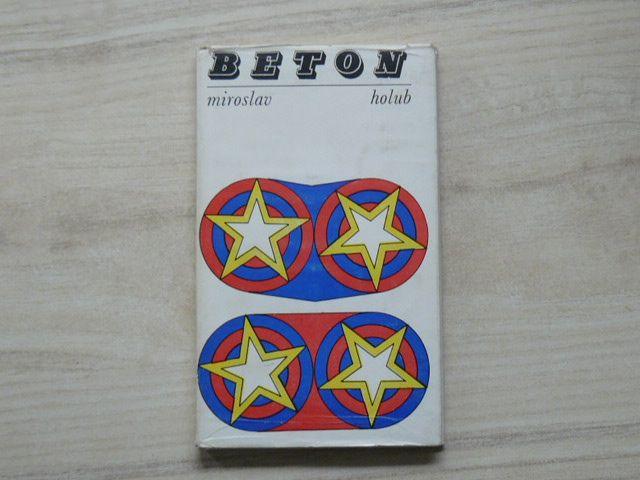 Miroslav Holub - Beton (1970)