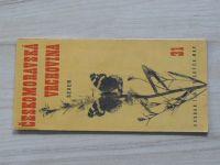 Soubor turistických map 31 - 1 : 100 000 - Českomoravská vrchovina (1973)
