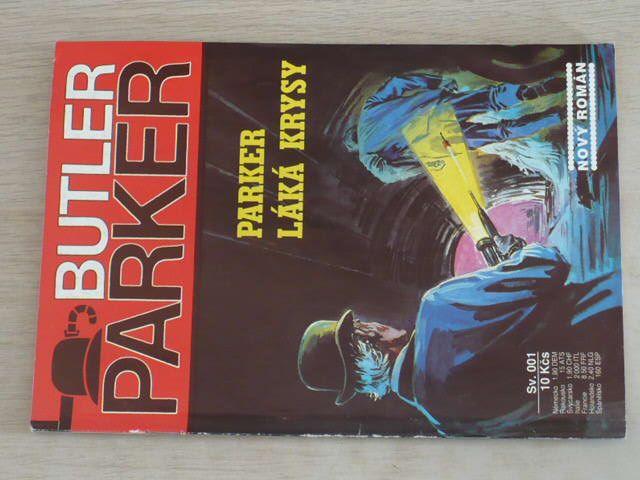 Butler Parker sv. 001 - Parker láká krysy (nedatováno)