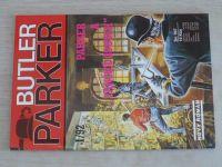 """Butler Parker sv. 007 - Parker a ,,tančící obušek"""" (1992)"""