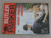 """Butler Parker sv. 008 - Parker odhaluje ,,dobráka"""" (1992)"""