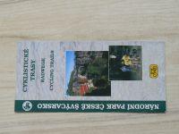 Cyklistické trasy 1 : 75 000 Národní park České Švýcarsko (nedatováno)