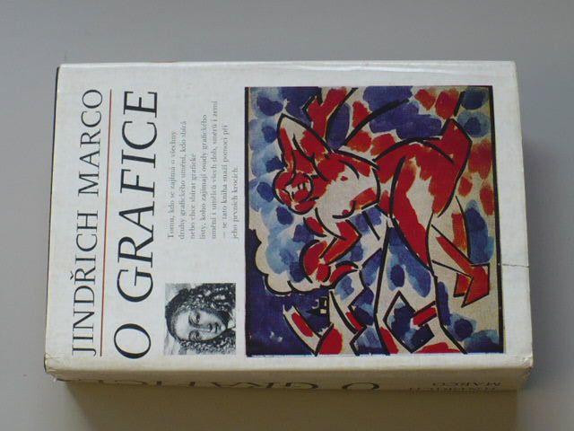 Jindřich Marco - O grafice (1981)